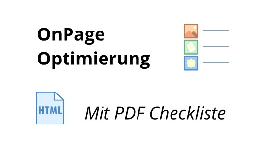 SEO: Onpage Optimierung